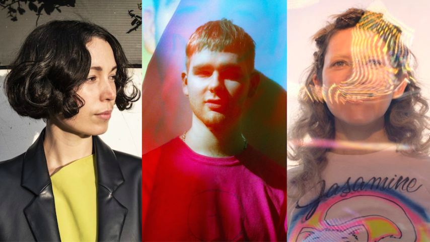 8 Great Electronic Dream Pop Albums From 2020 (So Far)