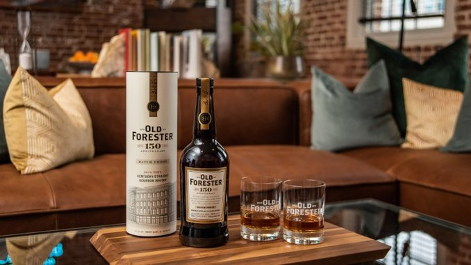 Tasting: Old Forester 150th Anniversary Bourbon (Batches 1, 2, 3)