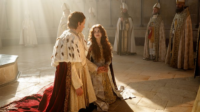 <i>The Spanish Princess</i> Continues to Lavishly Detail a Doomed Romance in Part 2
