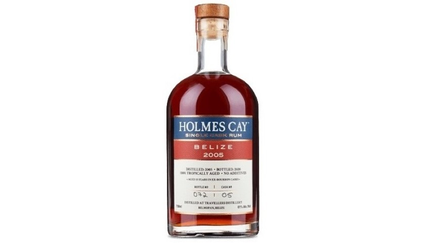 Holmes Cay Belize 2005 Rum Review