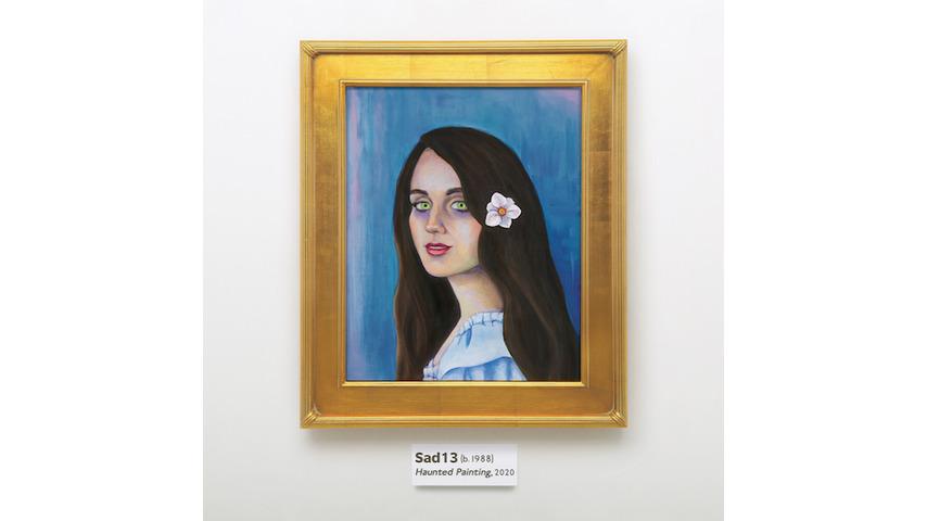 Sad13 Blends Paranoia & Spooky Pop Rock on <i>Haunted Painting</i>