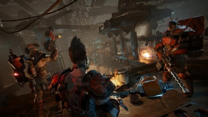 If Only <i>Necromunda: Underhive Wars</i> Was as Cool as It Looks and Sounds