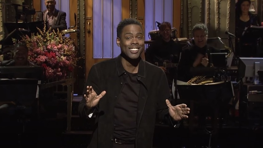 Chris Rock to Host <i>SNL</i>'s Return, with Megan Thee Stallion as Musical Guest