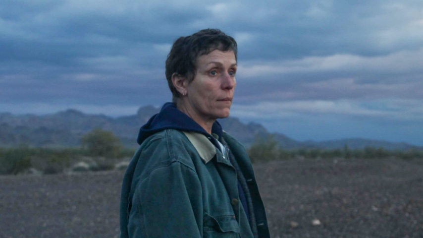 <i>Nomadland</i> Is a Melancholy Story of Resilience and the American Work Ethic that Seeks Little Accountability