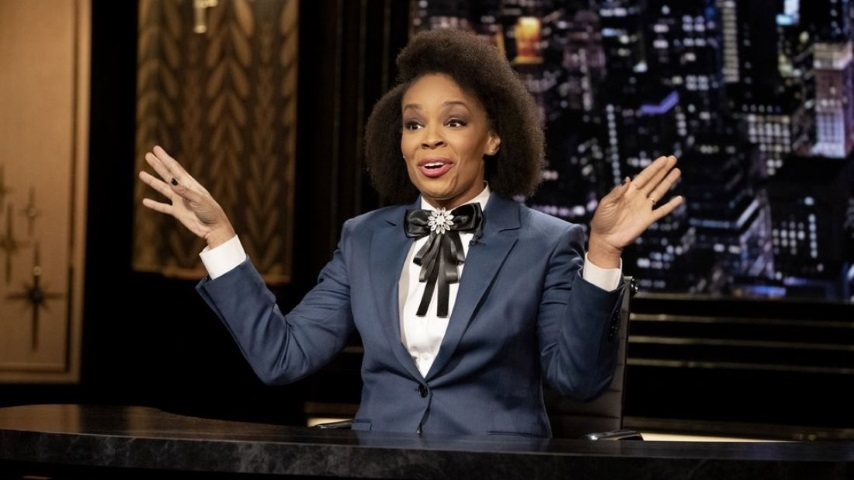 <i>The Amber Ruffin Show</i> Is Too Good for Network TV