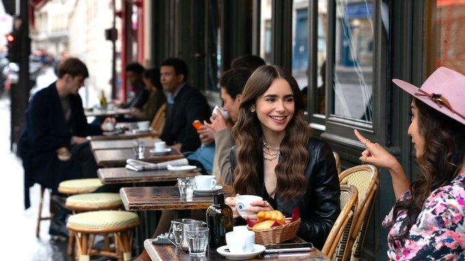 "Say ""Oui Oui"" to Netflix's Charming <i>Emily in Paris</i>"