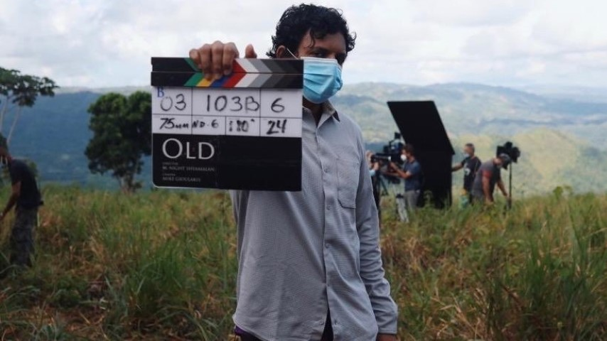 M. Night Shyamalan's Next Film Is <i>Old</i>, Adapted From a Horror Comic About Rapid Aging