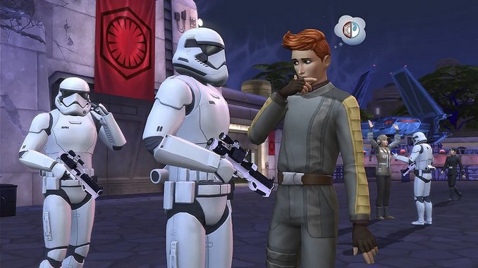 <i>The Sims 4 Star Wars: Journey to Batuu</i> Is Fun but Anticlimactic