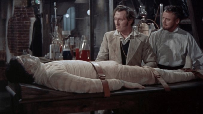 """ABCs of Horror: """"C"""" Is for <i>The Curse of Frankenstein</i> (1957)"""