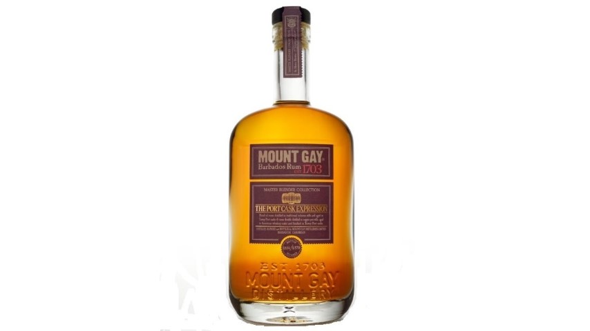 Mount Gay Rum Master Blender Collection: The Port Cask Expression Review