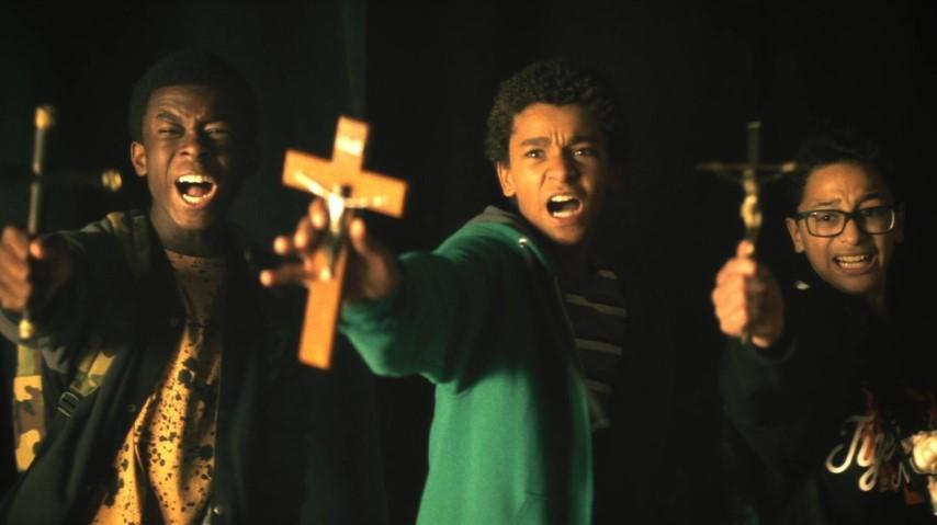 It's Kids vs. Vampires in Trailer for Gentrification Parable <i>Vampires vs. The Bronx</i>