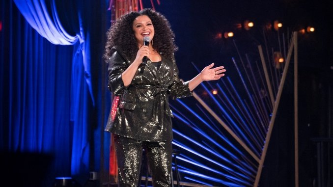 Michelle Buteau Lets Her Confidence Shine in Her New Netflix Stand-up Special