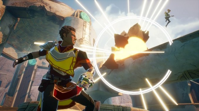 <i>Spellbreak</i> Highlights the Real World Anxieties Stirred by the Battle Royale Genre
