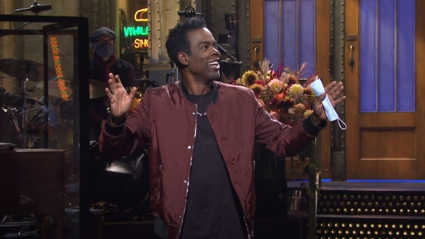 Watch Chris Rock's Monologue from <i>SNL</i>'s Season Premiere