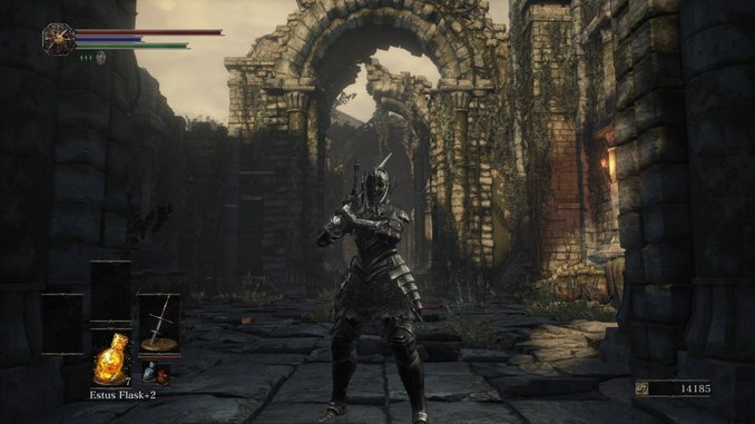 <i>Dark Souls III</i> Turns Lonely Grinding Sessions Into Collective Experiences