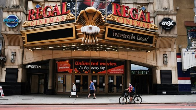 Regal Cinemas Is Closing All U.S. Theaters Once Again, in Grim Move for Theater Industry
