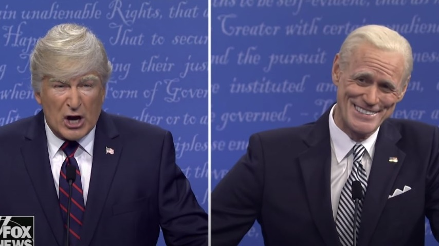 <i>SNL</i> Takes on the Debate, with Jim Carrey's Debut as Joe Biden