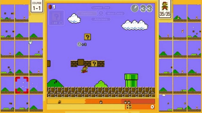 <i>Super Mario Bros. 35</i> Proves that Not Every Game Works as a Battle Royale