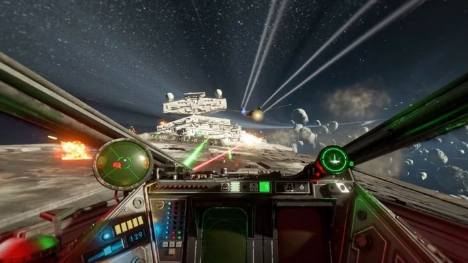 How to Drift in <i>Star Wars: Squadrons</i>
