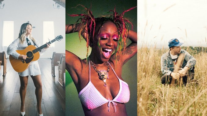 The 8 Best Songs of the Week