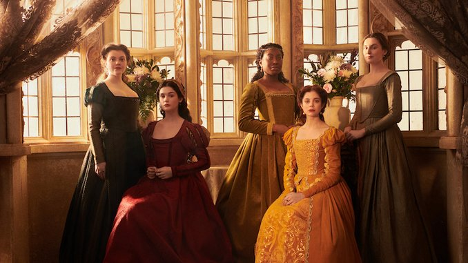 Watch: <i>The Spanish Princess</i> Cast on What to Expect in Part 2