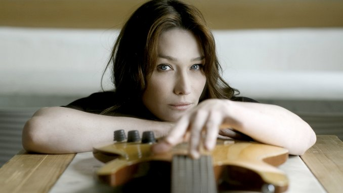 Carla Bruni: Escaping the City and Finding Inspiration