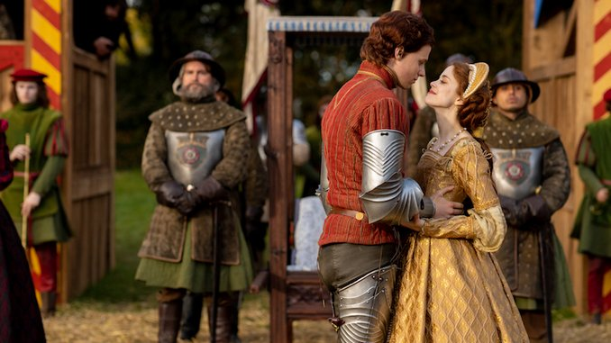 Watch: <i>The Spanish Princess</i> Season 2 Begins with Hope and Heartache