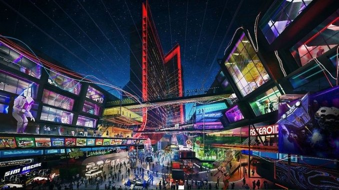 First Look at Atari Hotel Coming to Las Vegas