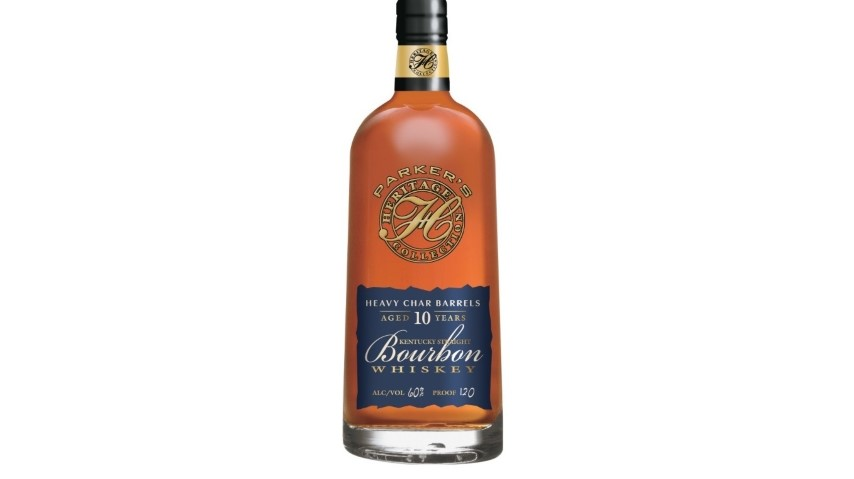 Parker's Heritage #14 Heavy Char Bourbon (10 Year) Review