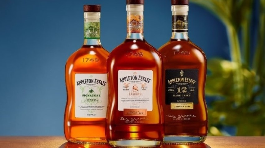 Tasting: Revamped Appleton Estate Rum Core Lineup (Signature, 8 Year, 12 Year)