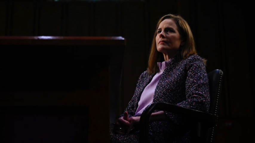 "What to Make of Amy Coney Barrett's Brand of ""Feminism""?"