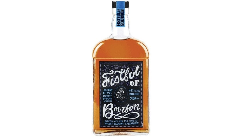 Fistful of Bourbon (Blended Straight Bourbon) Review