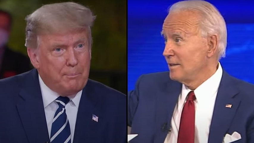 US Elections 2020: Joe Biden leads Donald Trump by 7 points nationwide