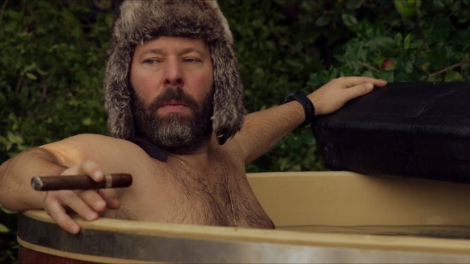 <i>The Cabin with Bert Kreischer</i> Shows Why You Don't Want to Go on Vacation with Comedians