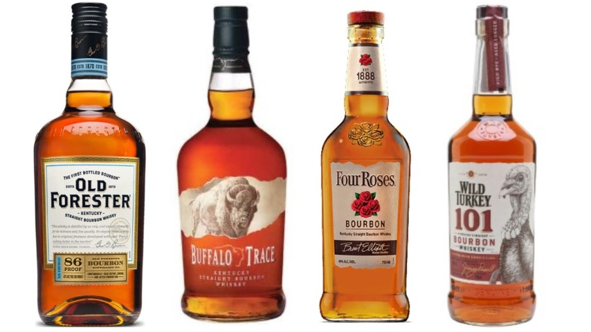 Cocktail Queries: A Guide to Kentucky Bourbon Distillery House Styles