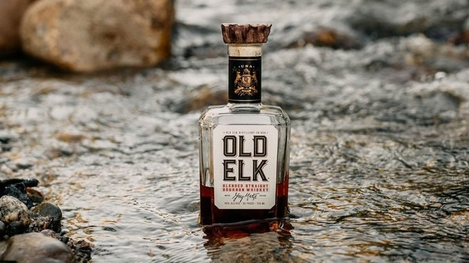 """Old Elk Bourbon Embraces the Science of """"Slow Cut"""" Water Proofing for Whiskey"""