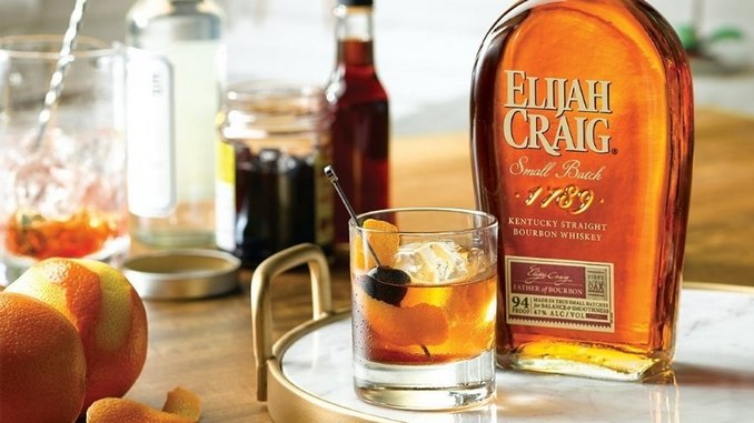 "Elijah Craig Bourbon Seeks to Raise $100,000 For Hospitality Workers During First ""Old Fashioned Week"""