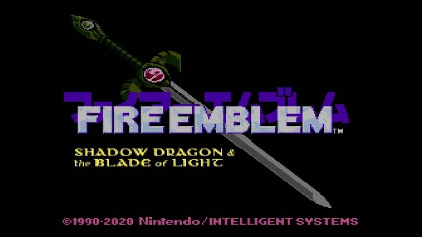 Years Later, The Original Fire Emblem Is Getting Localised For Switch