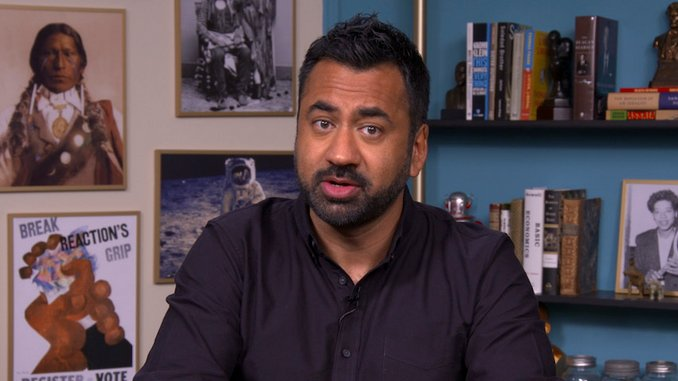When It Comes to Politics and Talk Shows, Kal Penn Approves Radical Possibility