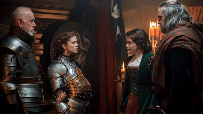 Watch: <i>The Spanish Princess</i> Channels <i>Outlander</i> in Our Sneak Peek of Sunday's Episode