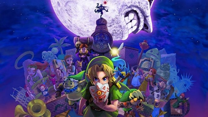 <i>The Legend of Zelda: Majora's Mask</i>&#8212;The Coming-of-Age Story I Wasn't Ready For