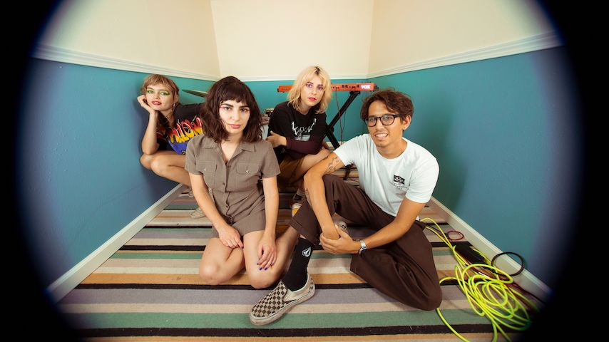 "The Paranoyds Share Spooky New Song ""Pet Cemetery"""