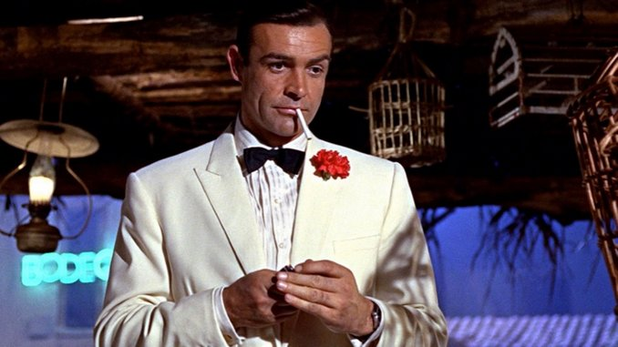 Sean Connery and the Bond Goodbye