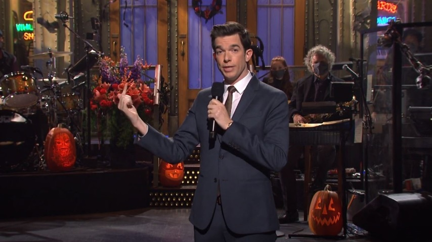 Watch John Mulaney's Monologue from <i>Saturday Night Live</i>