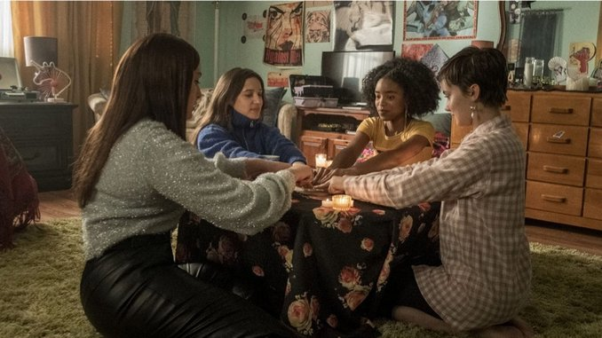 As an Attempt at Movie Magic, <i>The Craft: Legacy</i> Quickly Fizzles