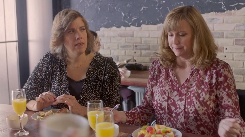 This <i>Baroness Von Sketch Show</i> Exclusive Clip Reminds Us that Nazis Are Bad, Actually