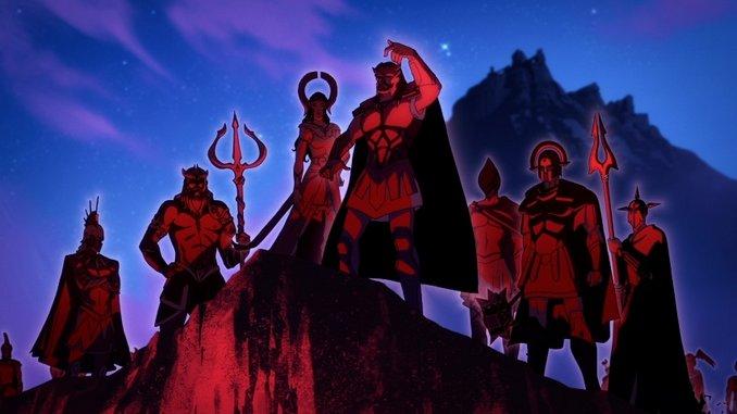 Netflix's <i>Blood of Zeus</i> Is a Gloriously Visceral Spin on Greek Mythology