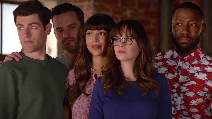 It Still Stings: The Rise and Fall of <i>New Girl</i>