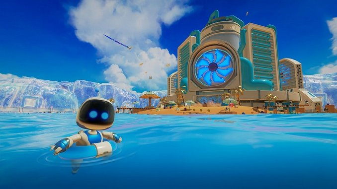 The PlayStation 5 Pack-In Game <i>Astro's Playroom</i> Is a Perfect Introduction to Sony's New System