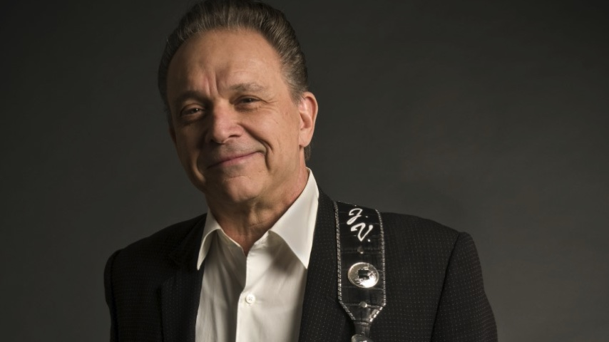 Jimmie Vaughan: Talking Cars, Covid and His Latest Collection